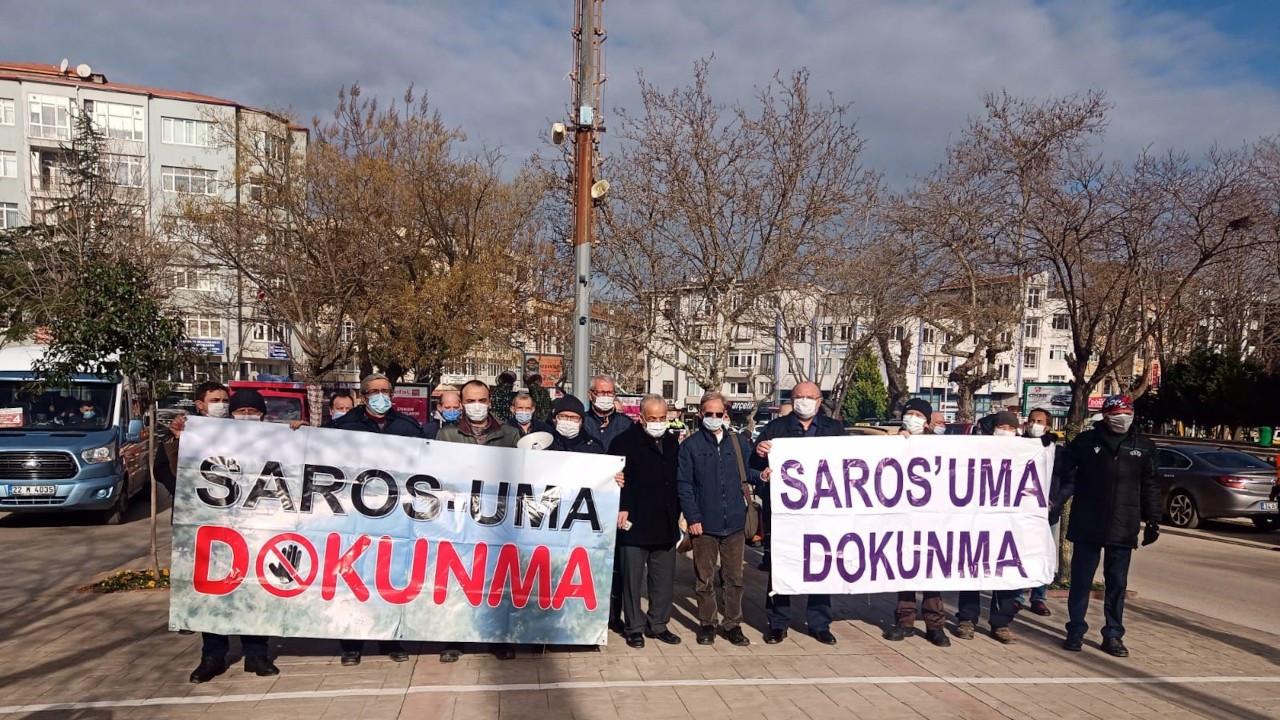 Saros limanına ikinci rapor: Kesinlikle deprem bölgesinde