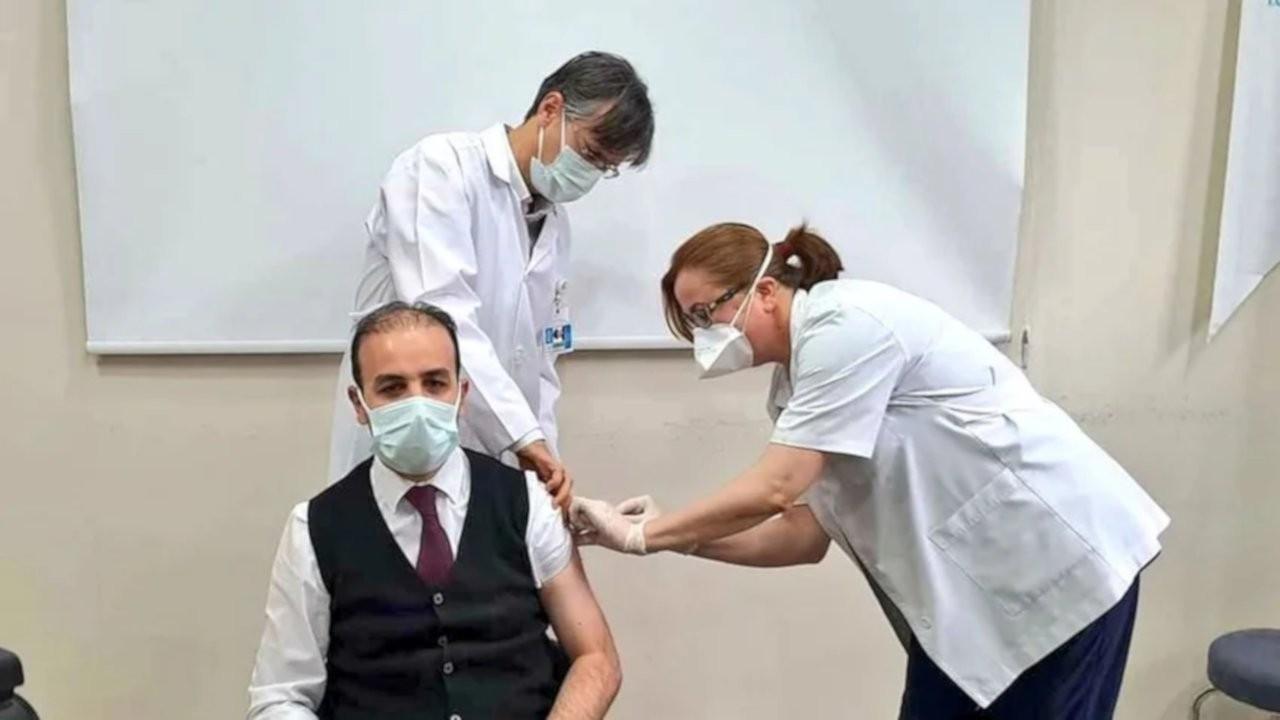 'Sağlıkçı' milletvekilleri de korona aşısı oluyor