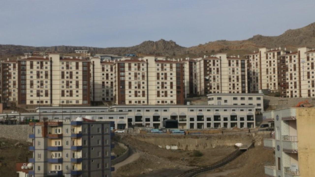 Şırnak'ta evleri yıkılan bin 200 aile 'etap dışı' bırakıldı
