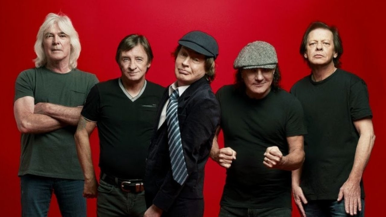AC/DC'nin yeni albümünden 'Realize' parçasına yenilikçi klip