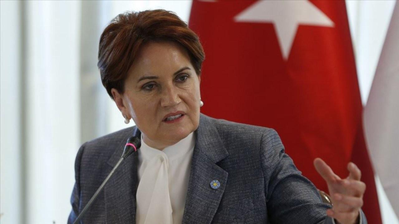 Akşener: CHP'den istifa eden vekiller hesabı seçmene verecek