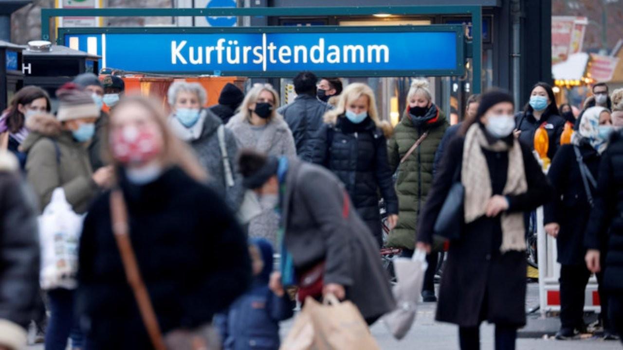 Almanya'da vaka sayısı 2 milyonu aştı
