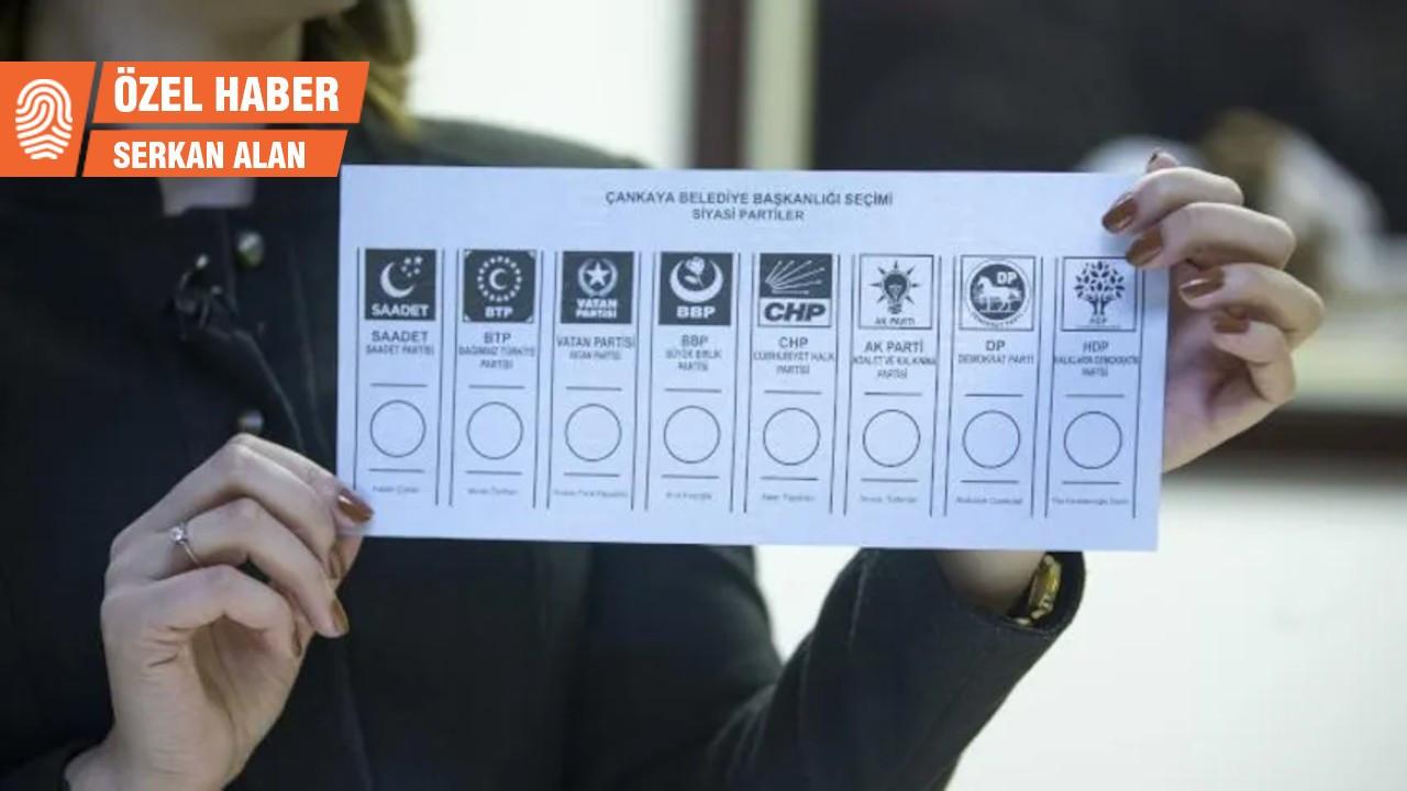 AK Parti, HDP, İYİ Parti'nin üyesi arttı, MHP ve CHP'nin düştü