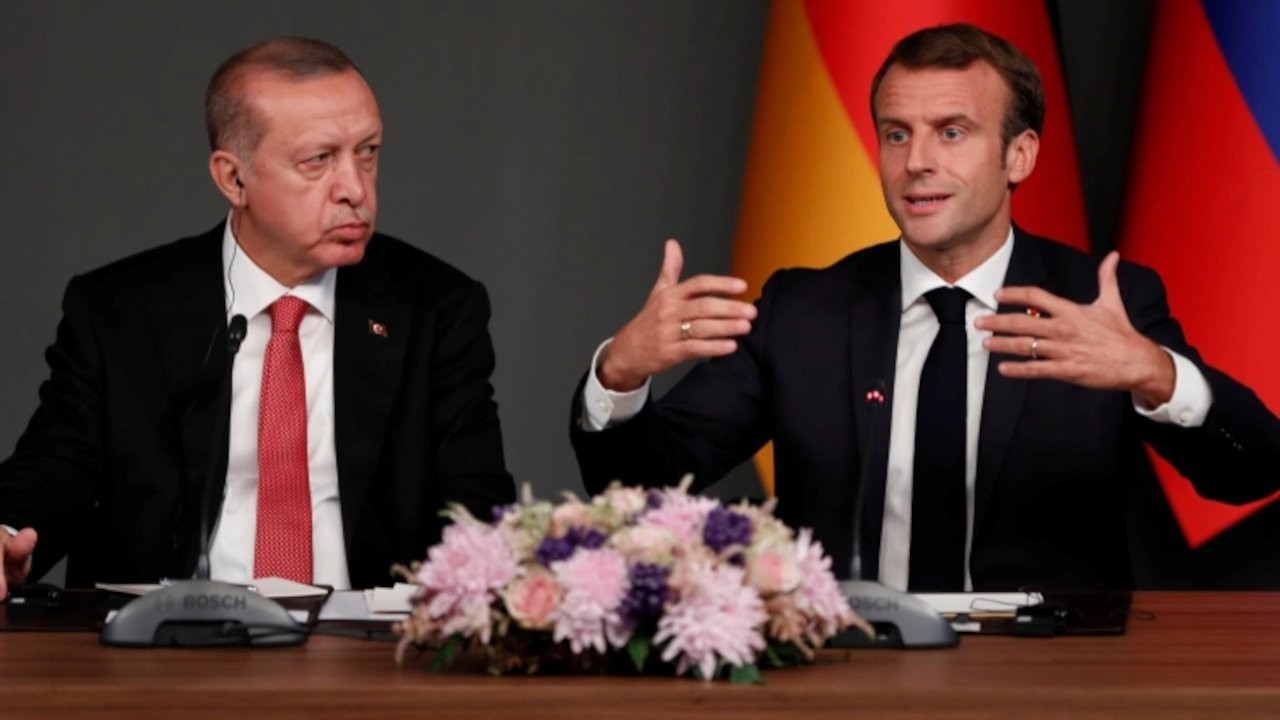 Erdoğan ve Macron'un mektup alışverişi: 'Değerli Tayyip'