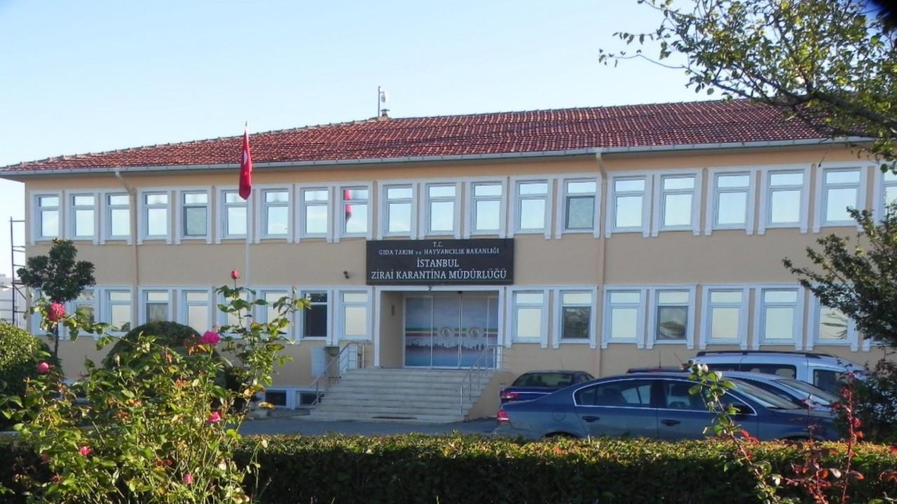 Zirai Karantina Müdürlüğü arazisi üniversiteye devredilecek