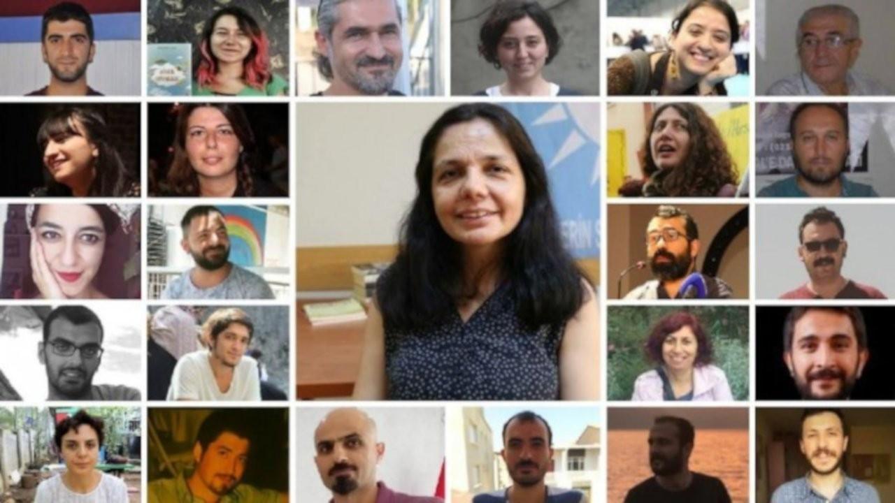 Gözaltındaki ESP ve HDP'li 47 kişi adliyeye sevk edildi
