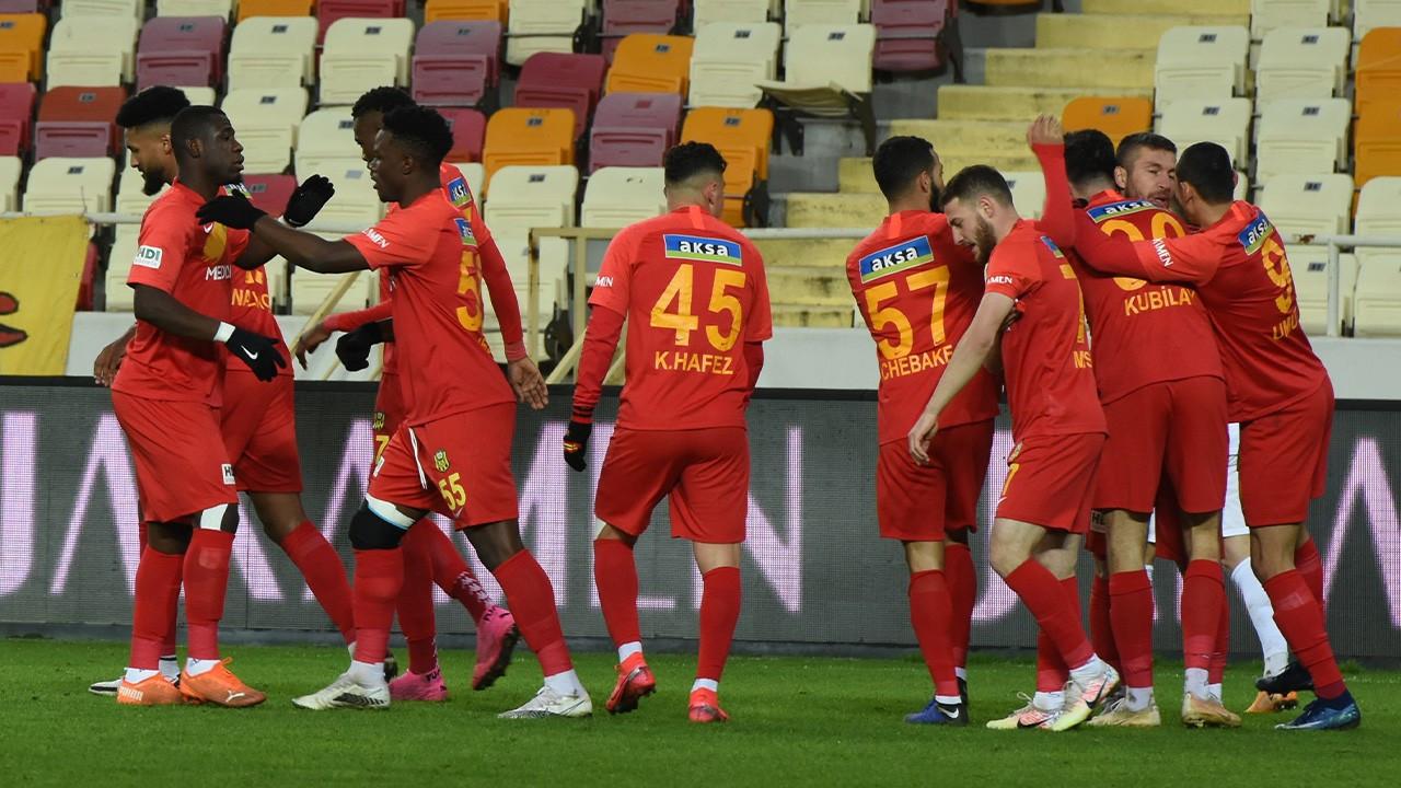 Hatayspor deplasmanda, Malatyaspor evinde kazandı