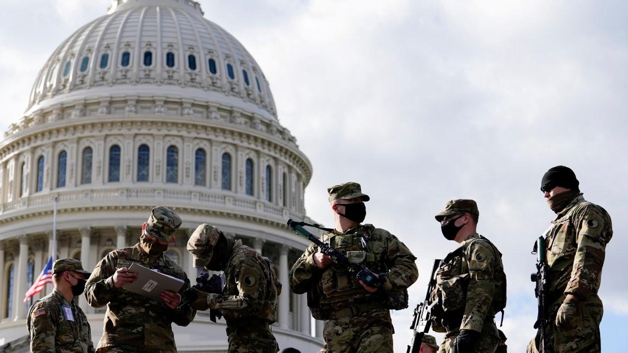 FBI 'iç saldırıdan' korkuyor: Ulusal Muhafızlar bile tarandı