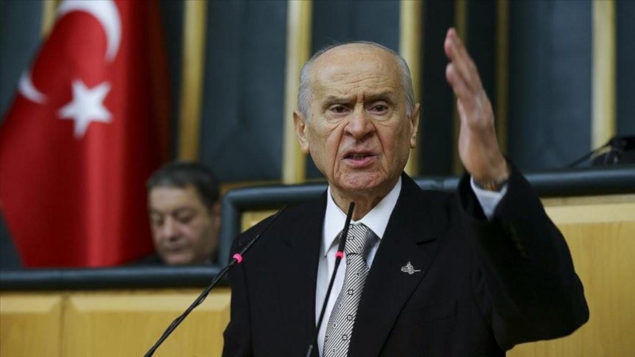 Bahçeli, 'MHP'ye komplo yapılıyor' dedi, gazeteci isimleri saydı