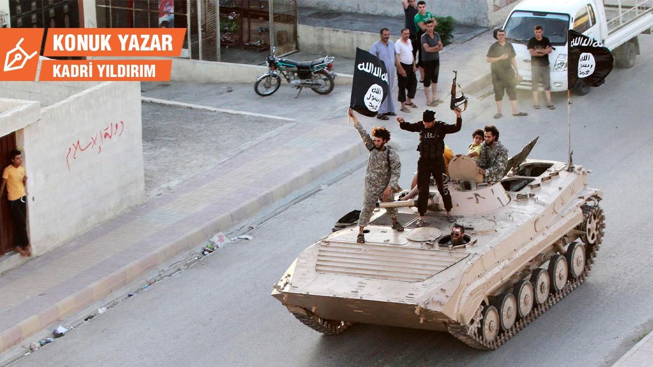 IŞİD'e katılan Kürt savaşçılar