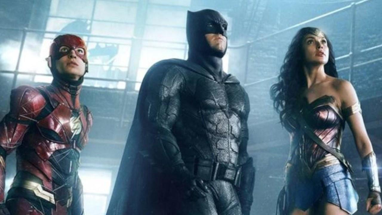 'Justice League', 4 saatlik bir film olacak