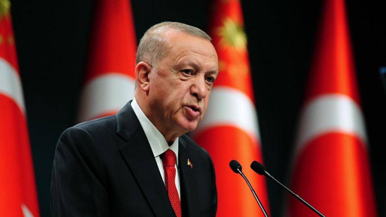 Erdoğan'dan Holokost mesajı