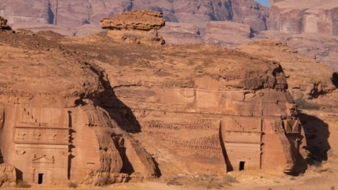 Medain Salih şehri 2 bin yıl sonra halka açıldı
