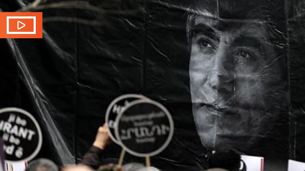 Hrant Dink cinayeti: Önce Ergenekon dediler, şimdi FETÖ diyorlar