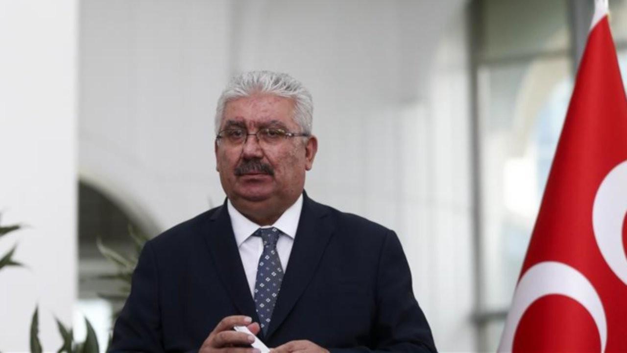 MHP'li Semih Yalçın: AK Parti'yi eleştirdiğimizi inkâr etmedik