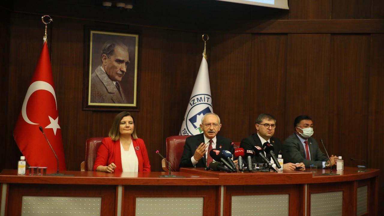 Kılıçdaroğlu: CHP'de genel başkana mektup yazılmaz, randevu istenir