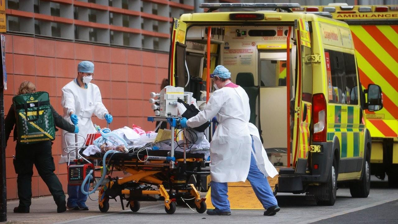 DSÖ: İngiltere'de ortaya çıkan mutant virüs 60 ülkede görüldü