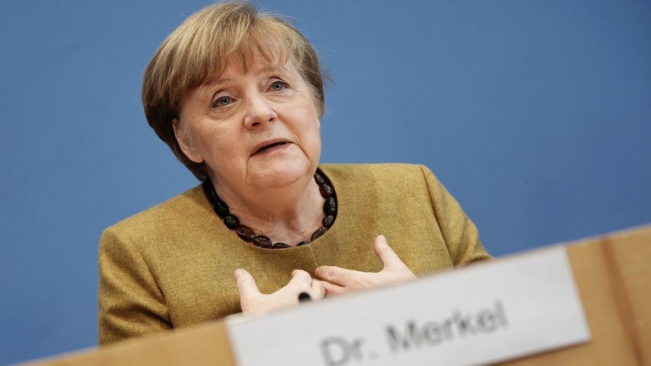 Merkel'den mutasyon alarmı: Bunu ciddiye alın yoksa üçüncü dalga gelir