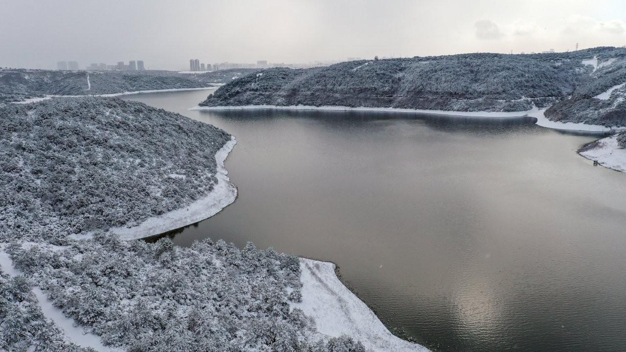 İstanbul'da baraj doluluk oranı artıyor