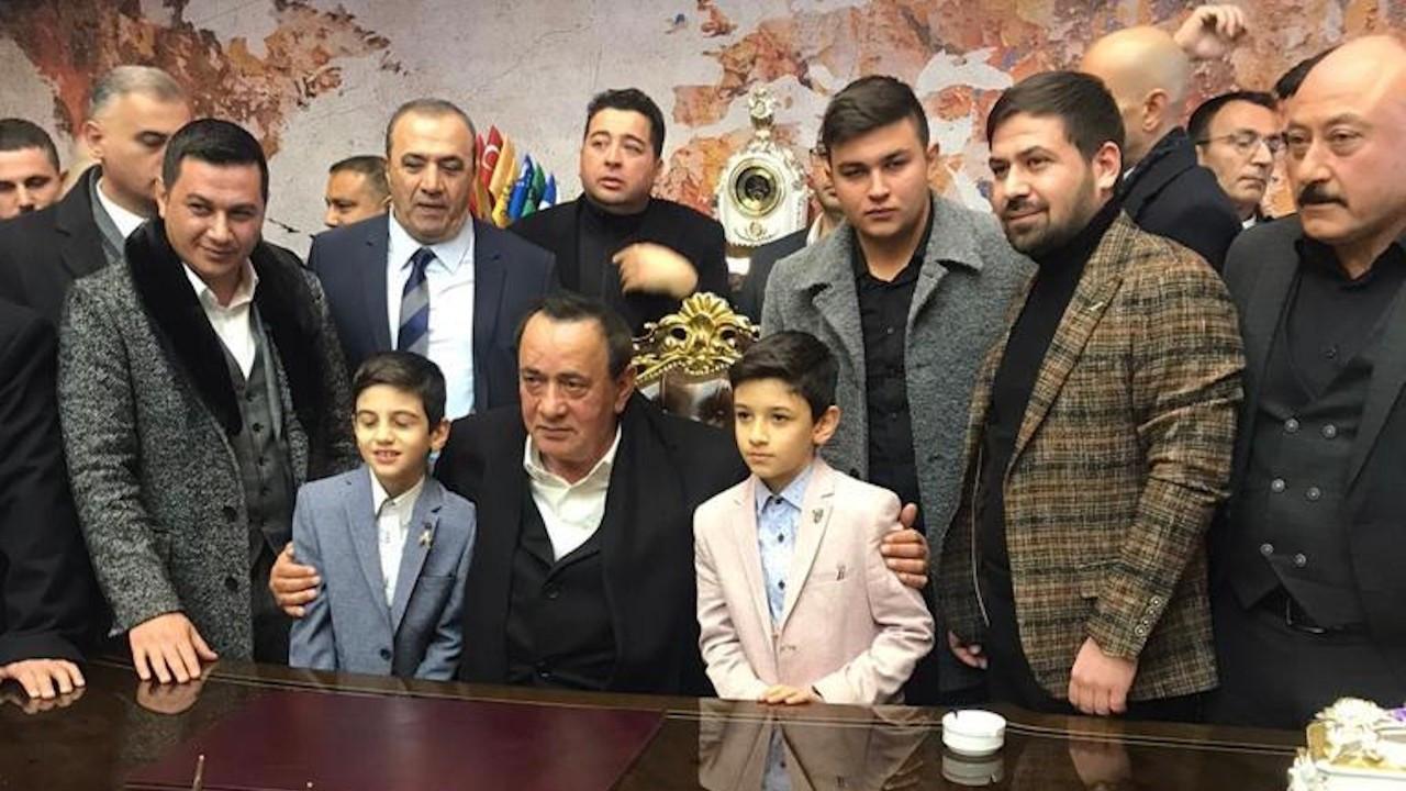 Çakıcı'ya Davutoğlu'na hakaret davasında beraat