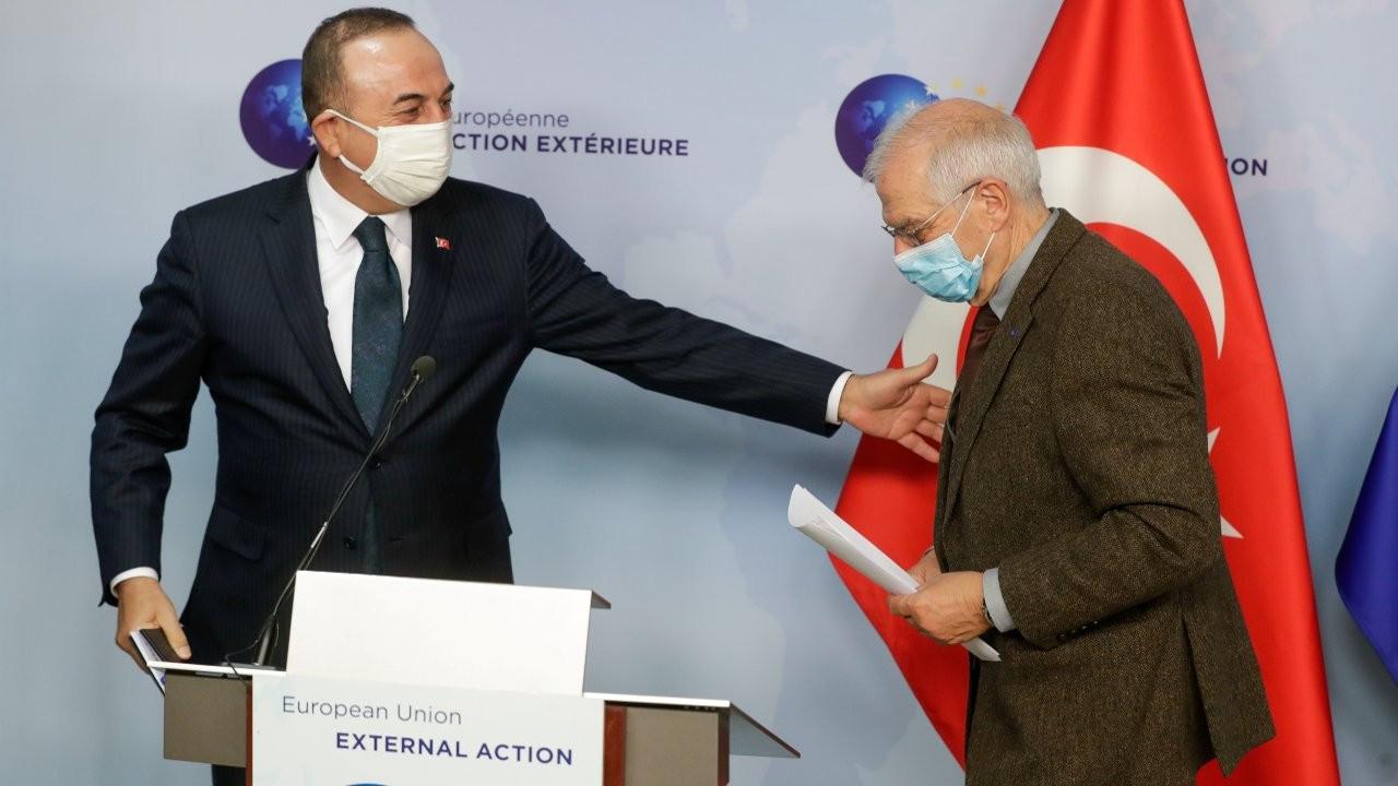 Borrell'den Çavuşoğlu'na: Türkiye'de insan hakları konusunda hâlâ endişeliyiz