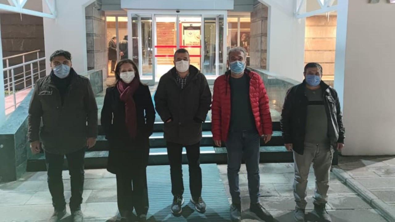 Ekmekçioğulları işçileri Çalışma Bakanlığı ile görüştü