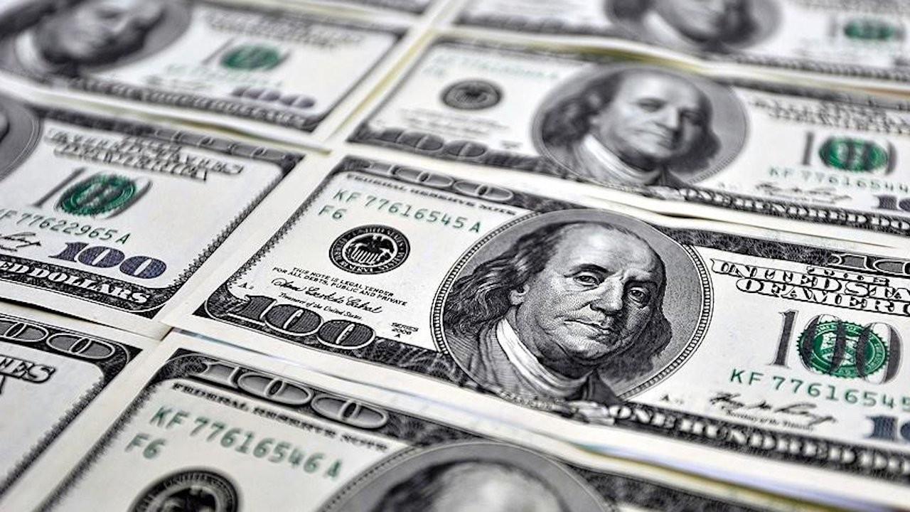 Merkez'in rezervleri 2 milyar 483 milyon dolar azaldı