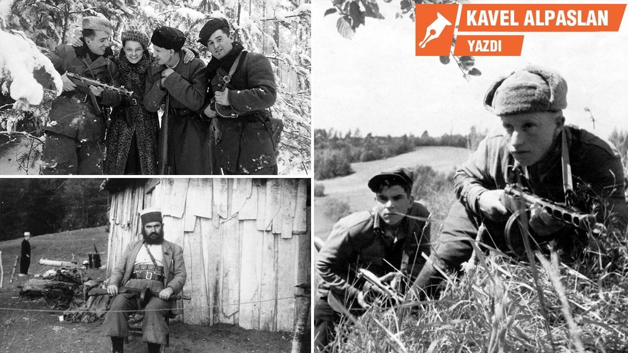 Bektaşi partizanın türküsü ya da kadehler Stalin'e!
