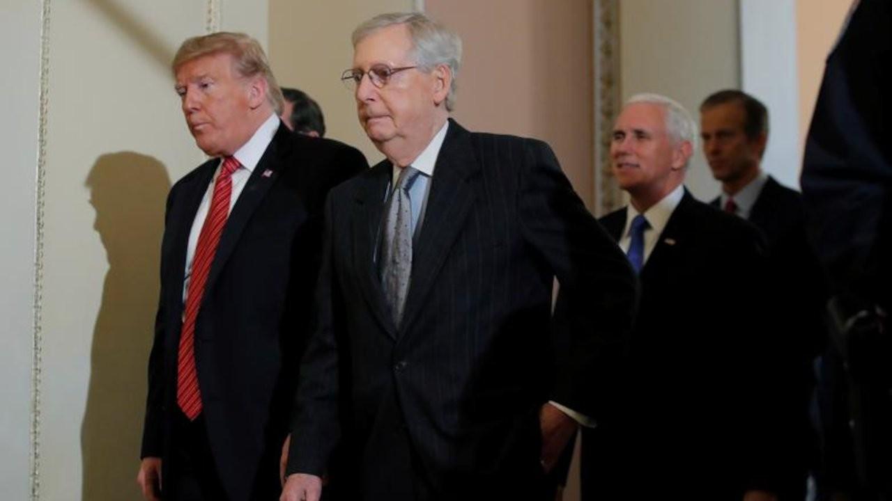 Cumhuriyetçiler, Trump'ın azil yargılanmasının ertelenmesini istedi