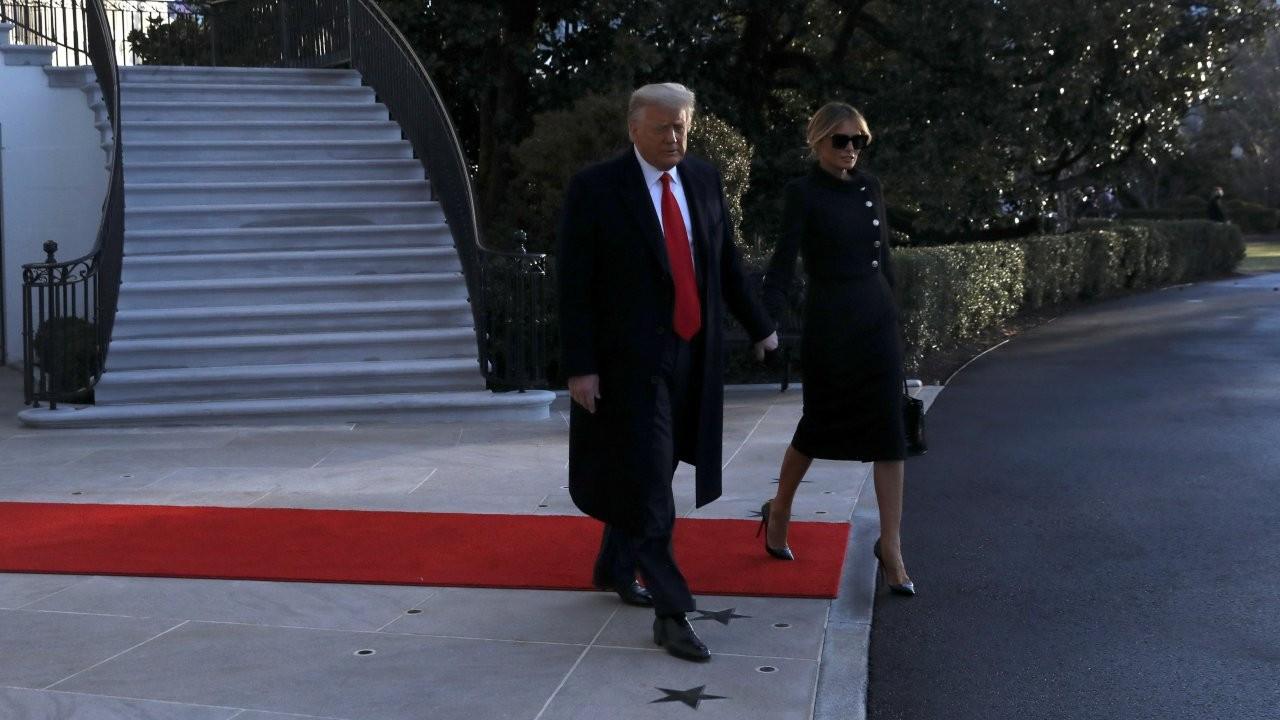 Trump nihayet dünya sahnesinden çekildi