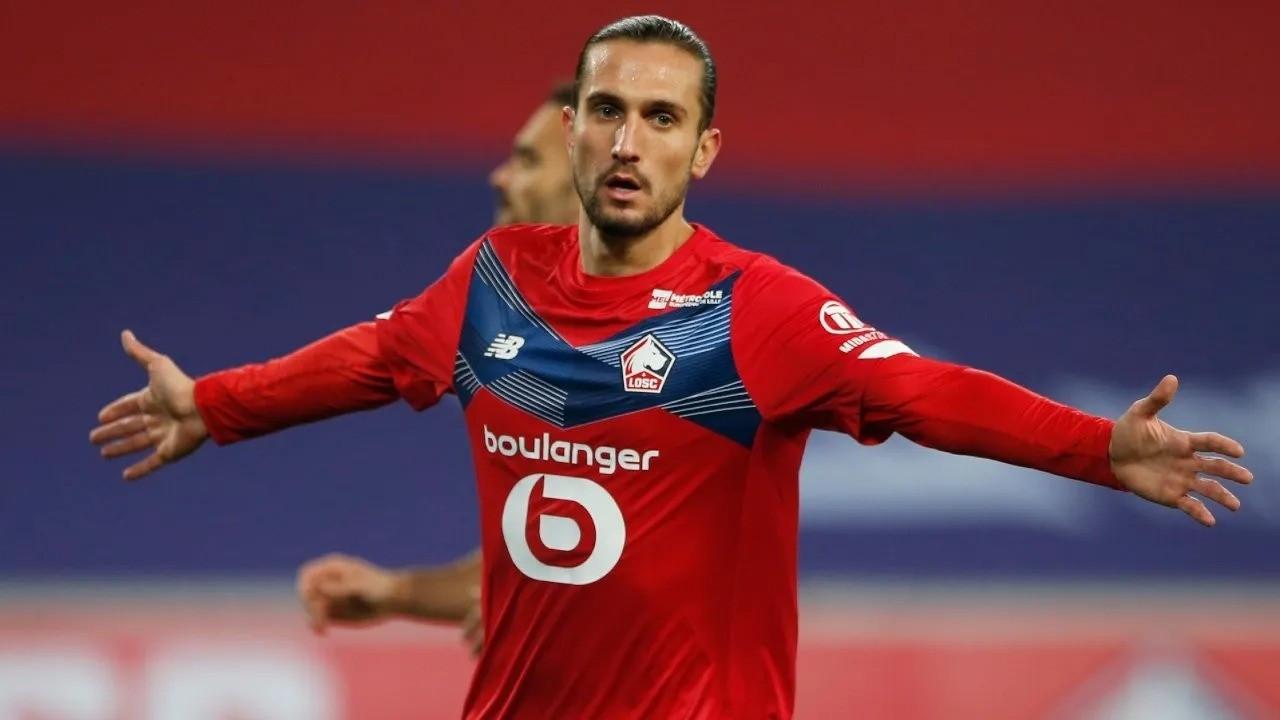 Yusuf Yazıcı Ligue 1'de ayın futbolcusu seçildi