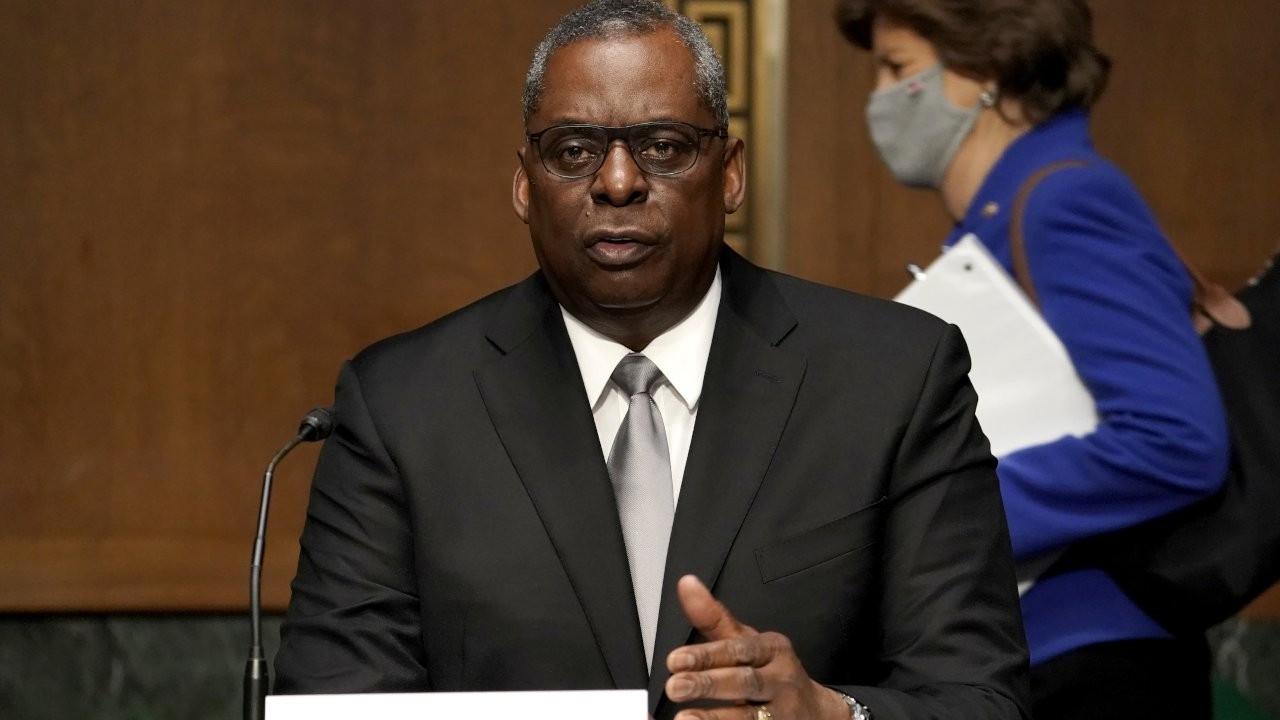 ABD'nin ilk siyah Savunma Bakanı Austin görevine başladı