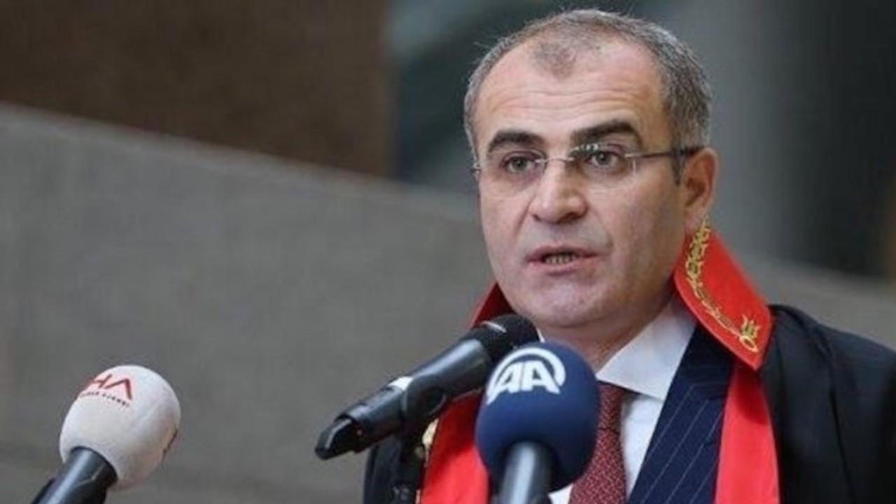 İrfanFidan iki ayda Anayasa Mahkemesi üyesi oldu