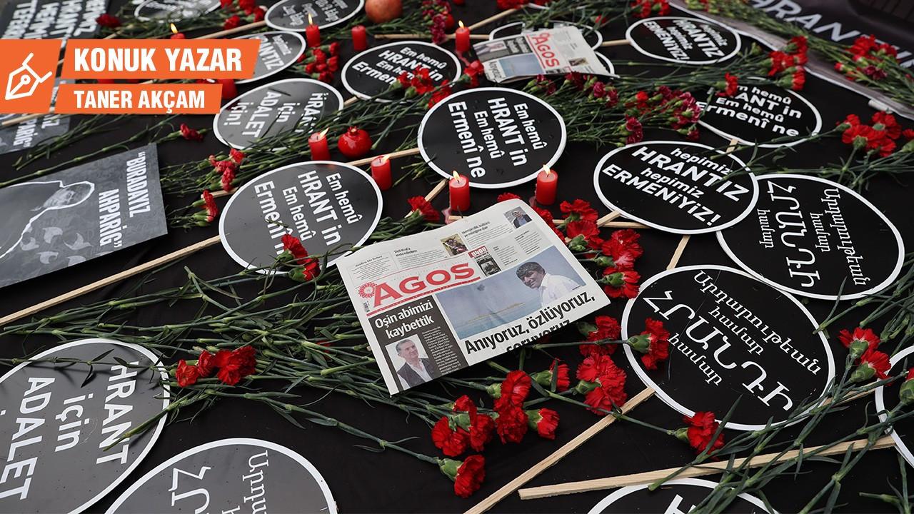 Hrant Dink'i anmanın anlamı nedir?
