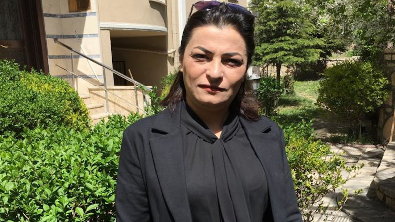 Hakkari'de Perihan Karaman yeniden gözaltına alındı