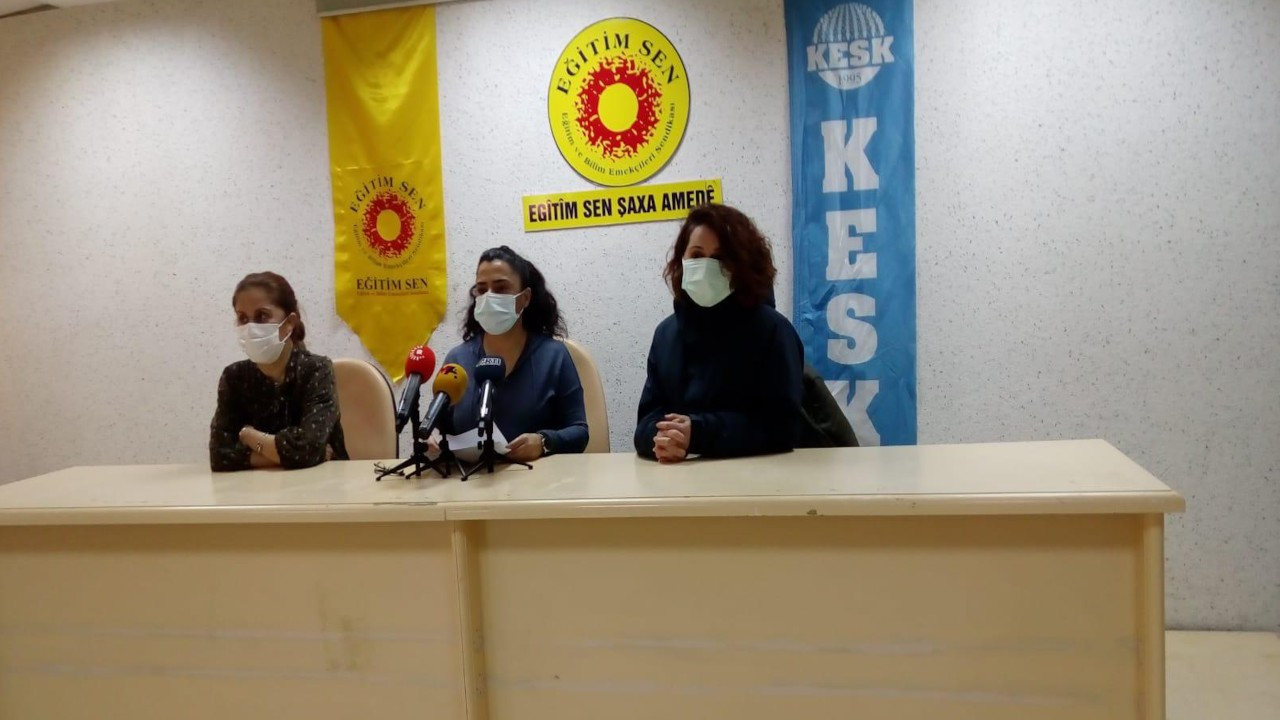 'Diyarbakır'da öğrencilerin yarısı uzaktan eğitime erişemedi'