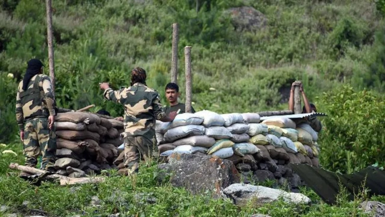Hindistan: Çin sınırında çatışma çıktı