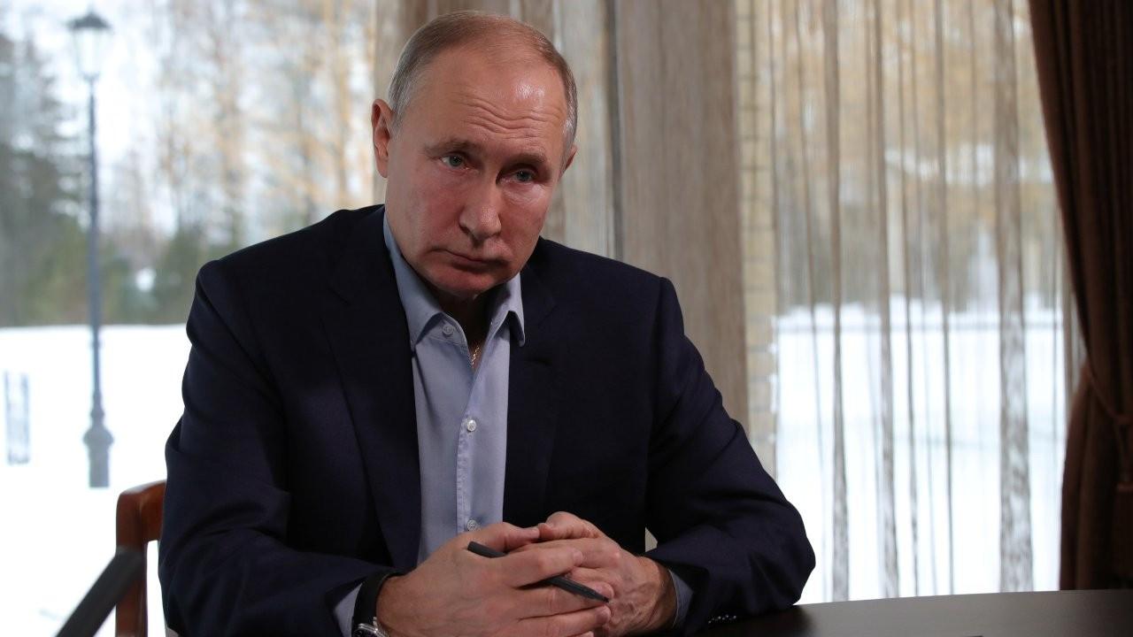 Putin, Navalni'nin 'saray' iddialarını yalanladı: Montaj ve derleme