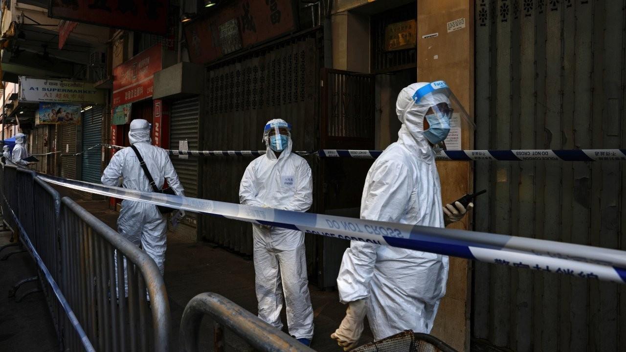 Çin'de anüsten alınan örneklerle korona testi yapılmaya başlandı