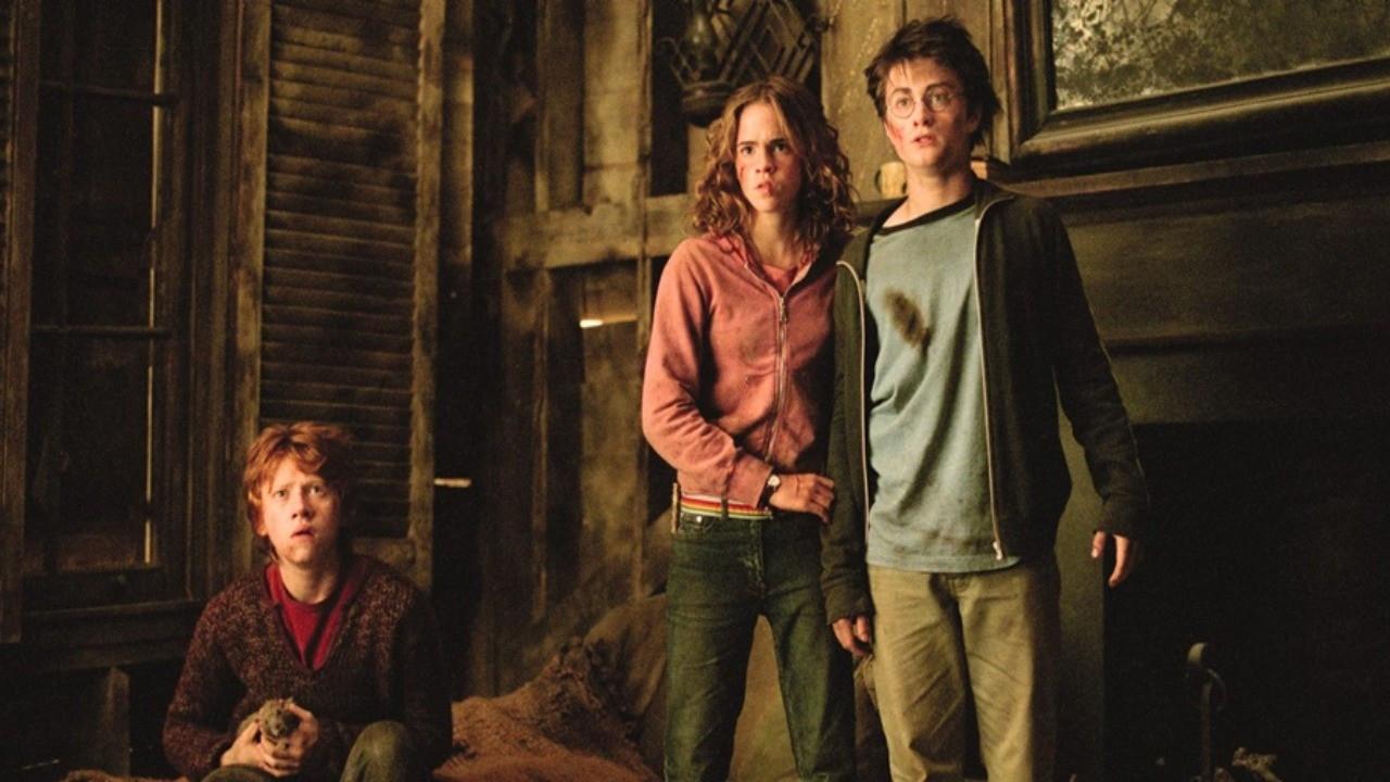 'Harry Potter' dizi oluyor