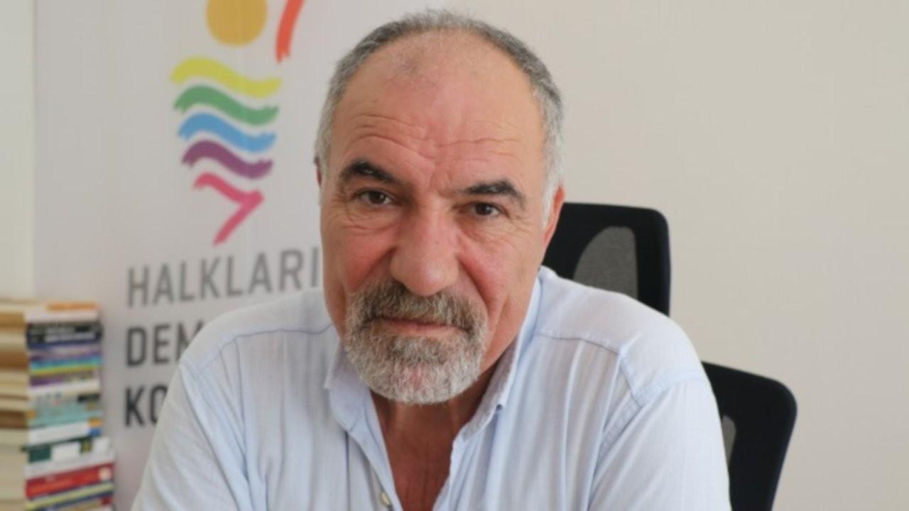 HDK Eş Sözcüsü Sedat Şenoğlu'na ilk duruşmada tahliye