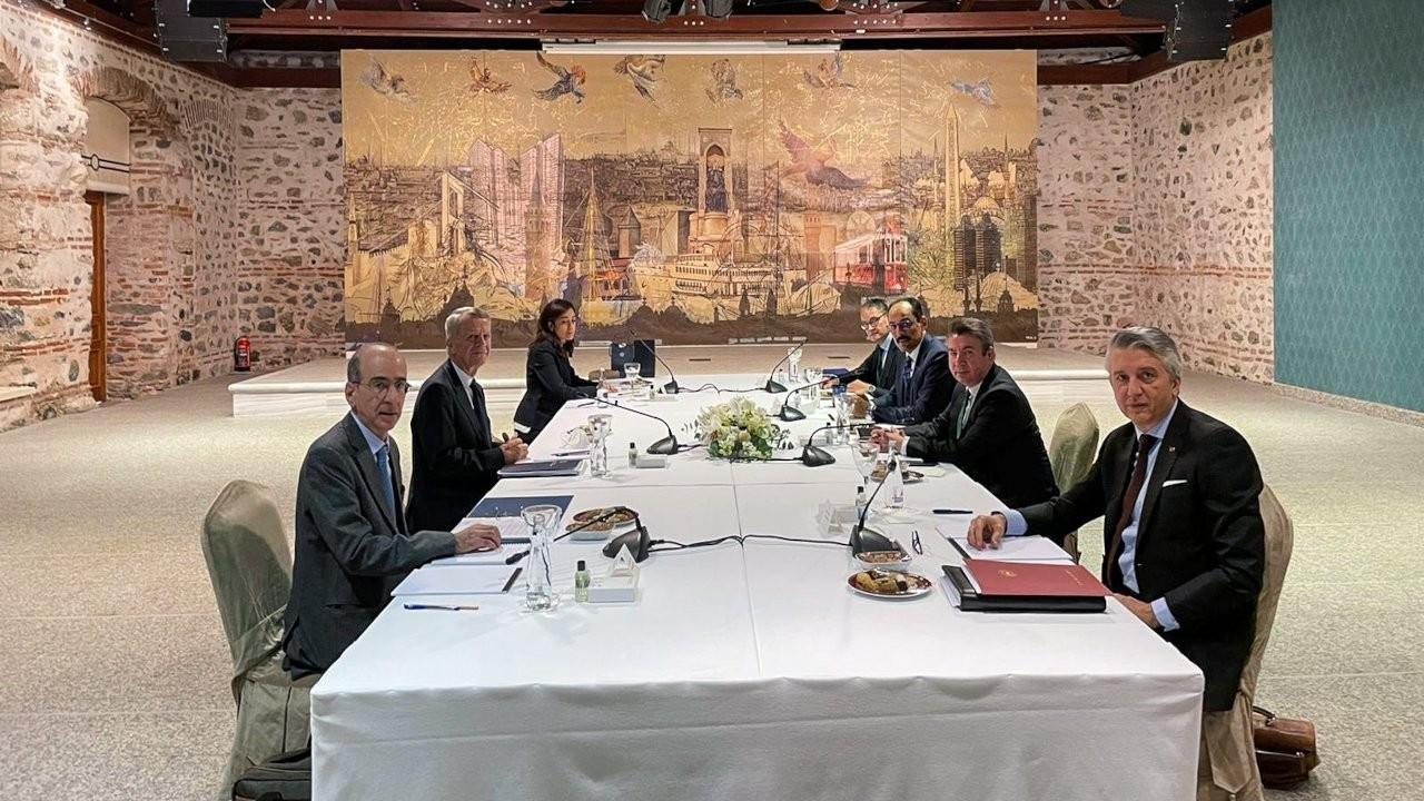 Türkiye-Yunanistan istikşafi görüşmeleri Atina'da devam edecek
