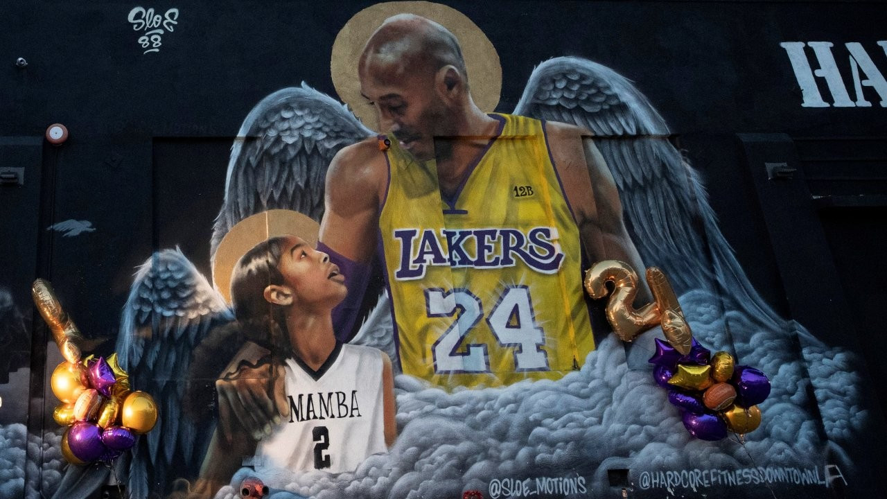 Kobe Bryant'ın ölümünün yıldönümü: 'Mirası sonsuza kadar yaşayacak'