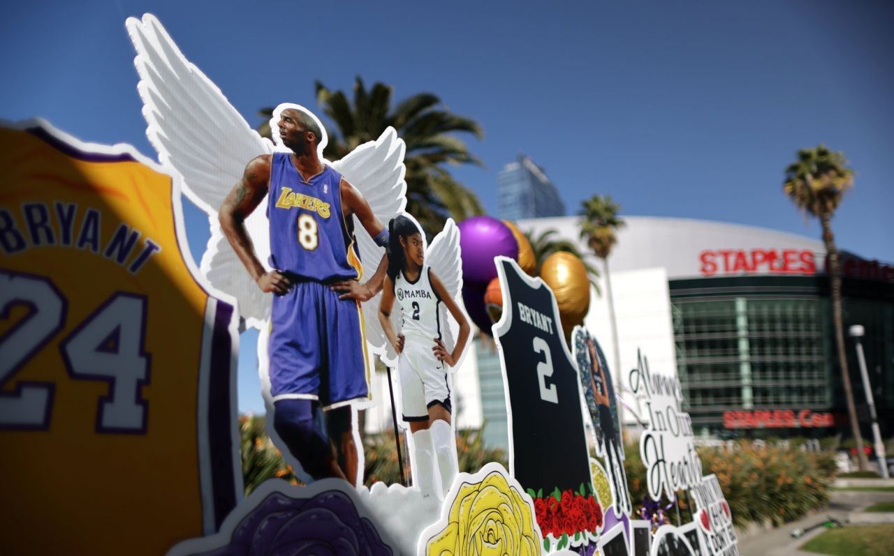 Kobe Bryant'ın ölümünün birinci yıldönümü: 'Mirası sonsuza kadar yaşayacak' - Sayfa 4