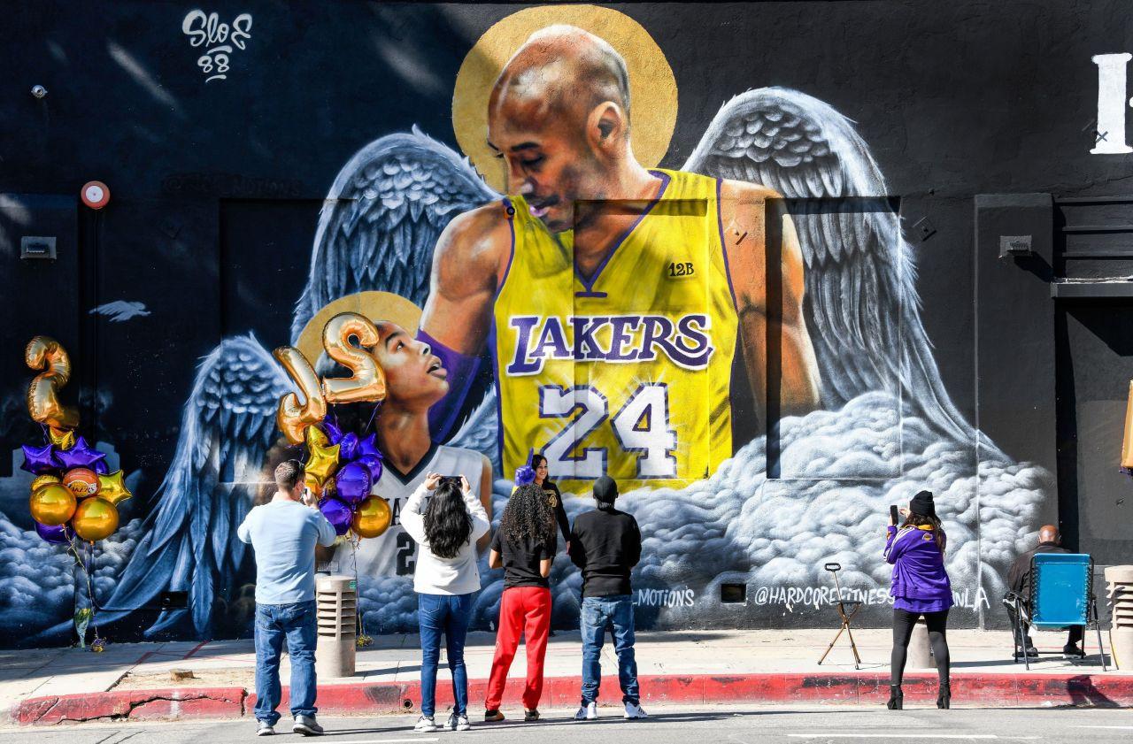 Kobe Bryant'ın ölümünün birinci yıldönümü: 'Mirası sonsuza kadar yaşayacak' - Sayfa 3