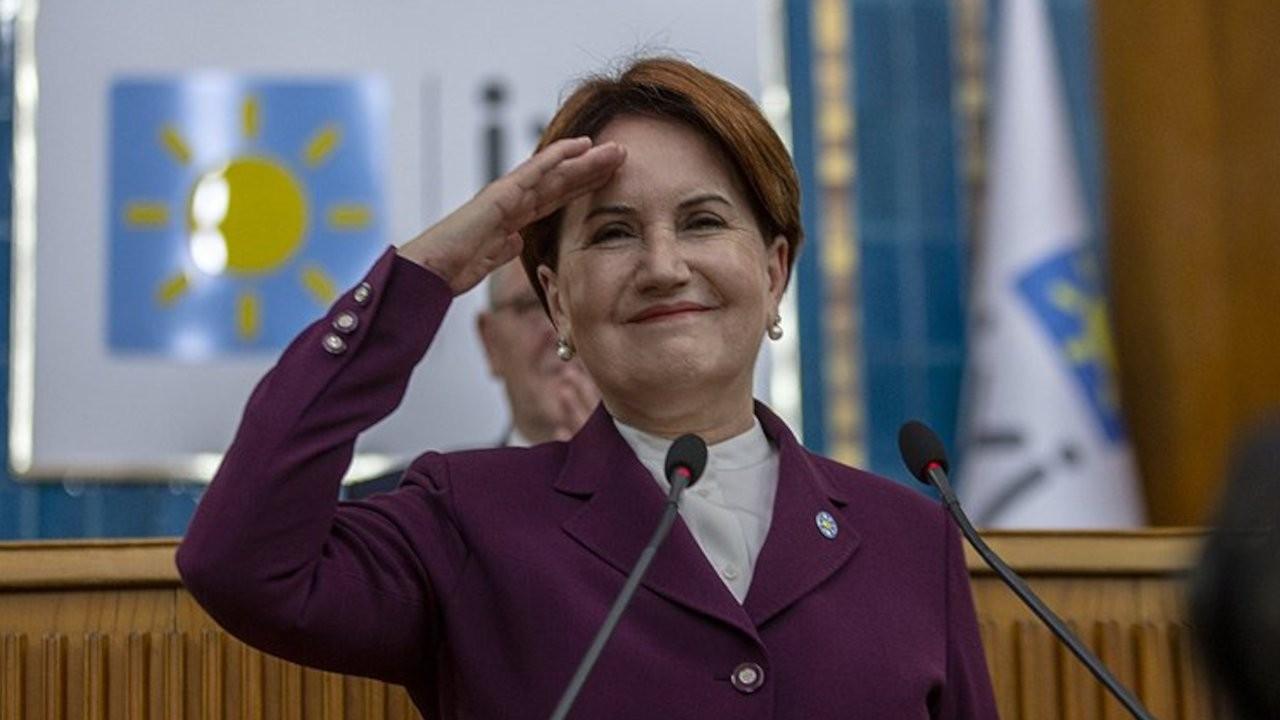 Akşener: HDP ile ittifak yapmamız mümkün değil
