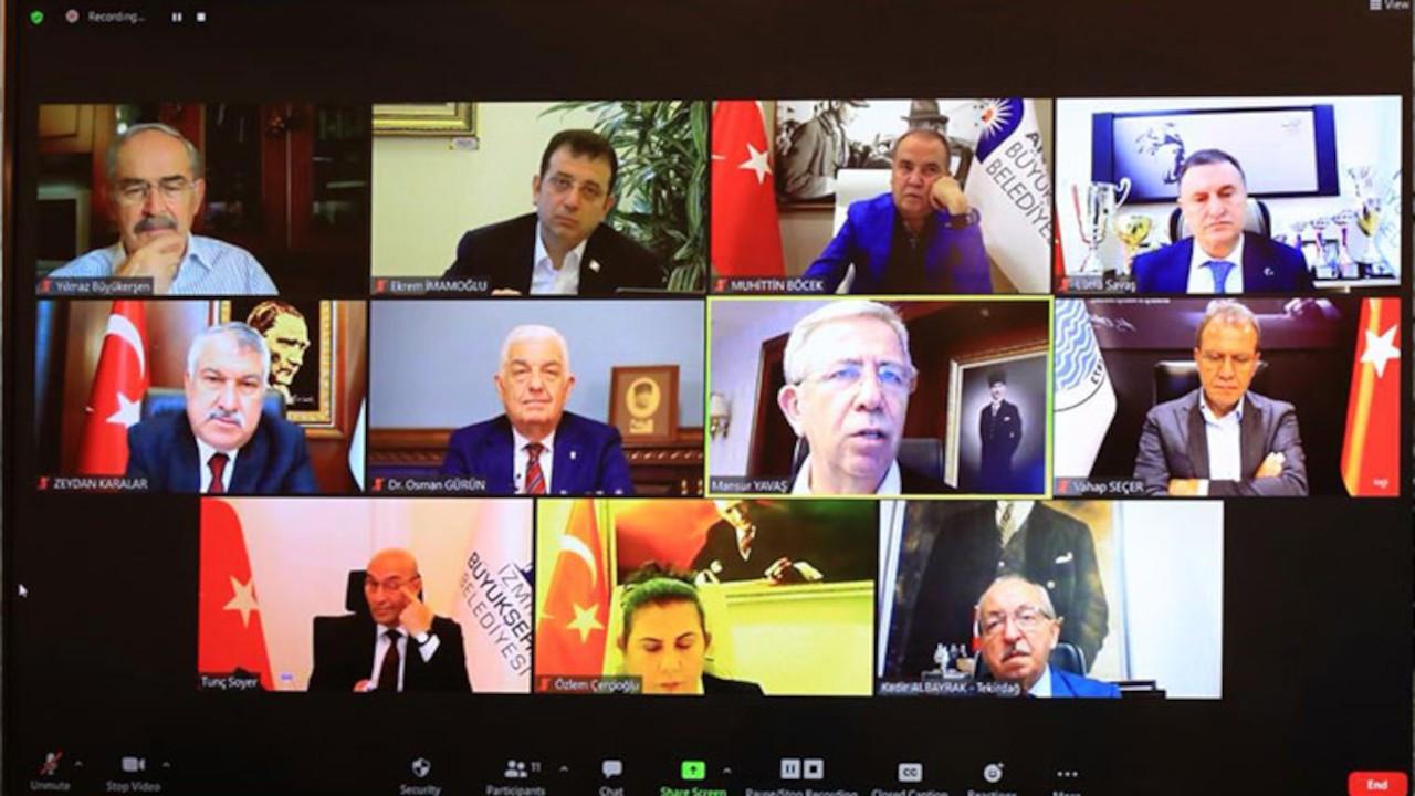 CHP'li 11 başkandan ortak açıklama: Bir numaralı sorun yoksulluk