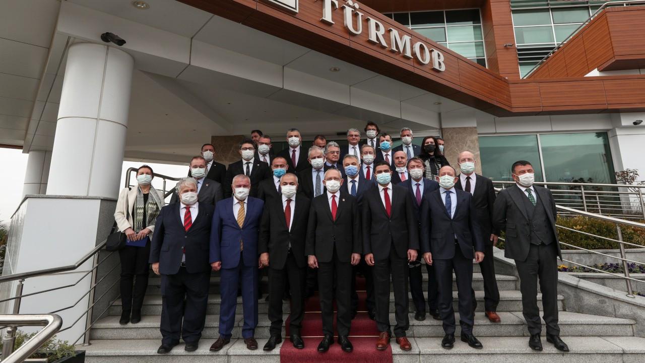 Kılıçdaroğlu: SGK'yı masaya yatırın