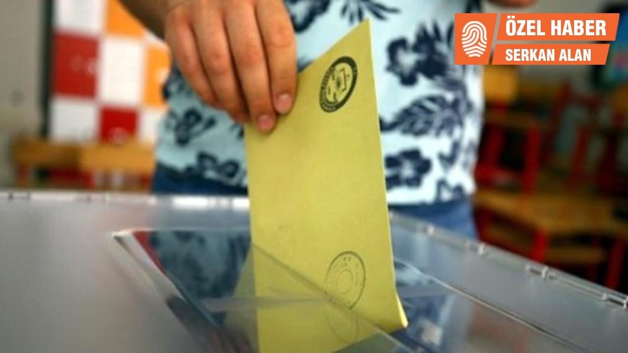 Seçime girebilen ve giremeyen partilerin teşkilat sayıları açıklandı