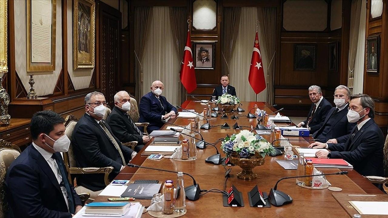 Cumhurbaşkanlığı YİK'te 'İslam düşmanlığı' konuşuldu